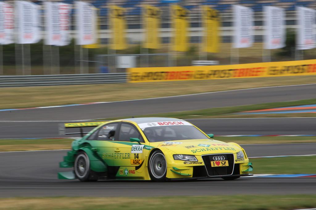 Audi A4 DTM von Martin Tomczyk.