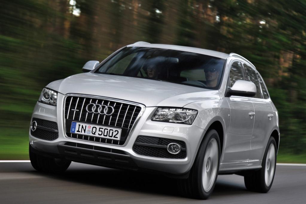 Audi: Dreitüriger Q4 bis 2014?