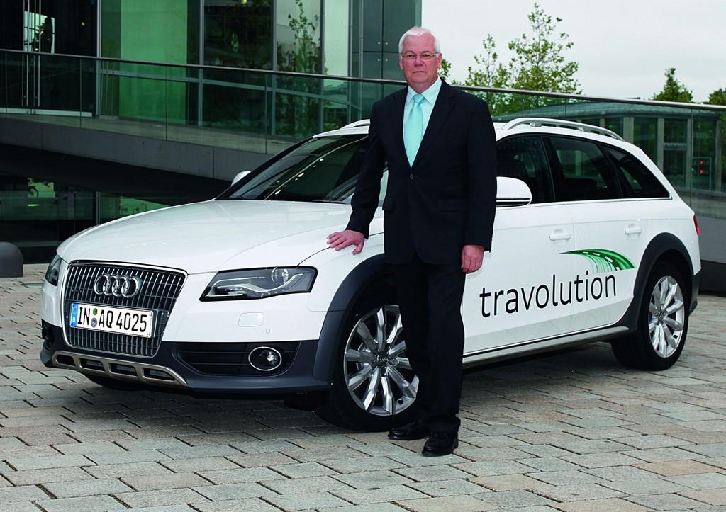 Audi-Entwicklungsvorstand Michael Dick.