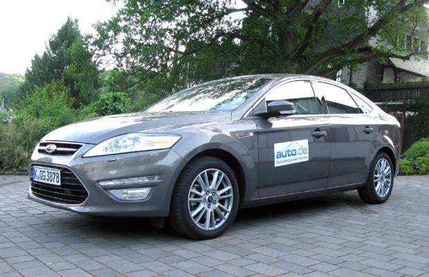 Auto im Alltag: Ford Mondeo Diesel