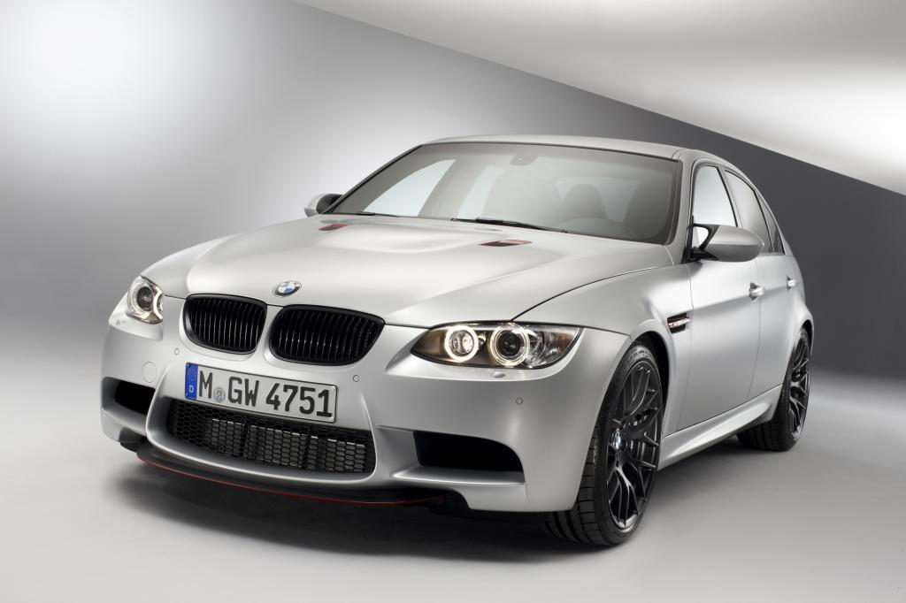 BMW M3 CRT - Leichte Limousine