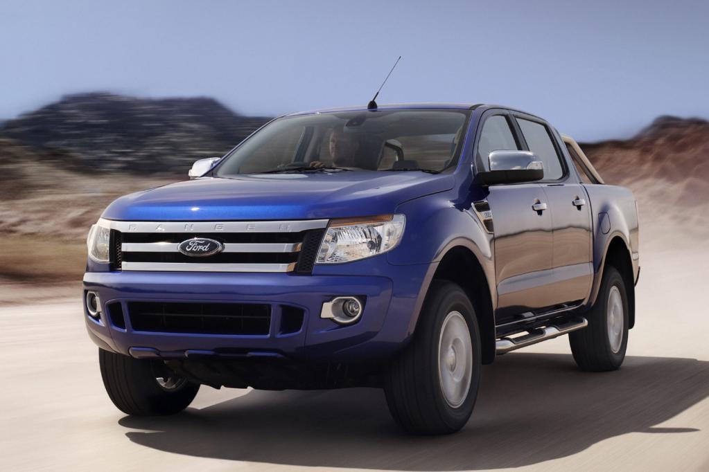 Bis der neue Ford Ranger auf den Markt kommt, dauert es noch ein paar Monate.