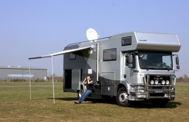 Bocklet Ando 945HG - Ein Reihenhaus als Reisemobil