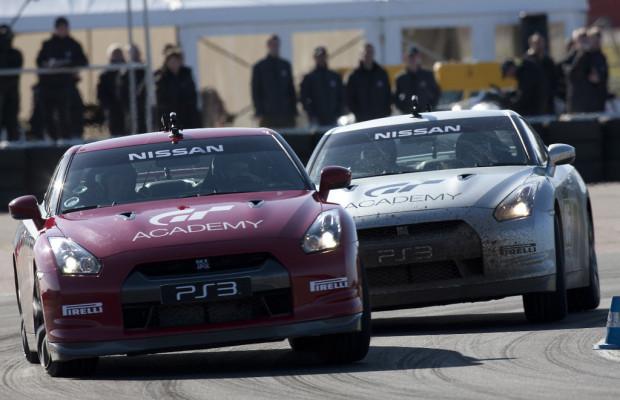 Brite siegt bei GT Academy von Nissan
