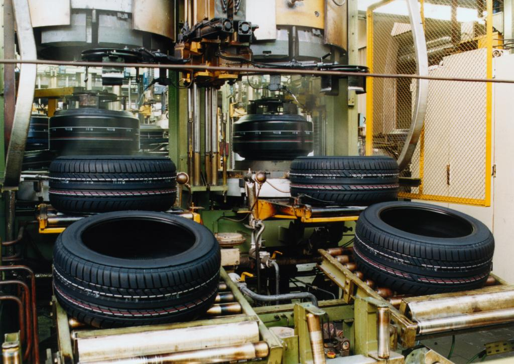 Continental baut Produktionskapazitäten aus