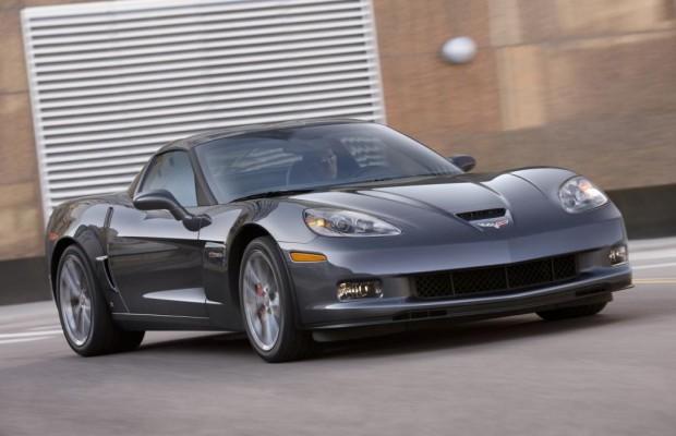 Corvette-Motorenbau: Hand-Werk