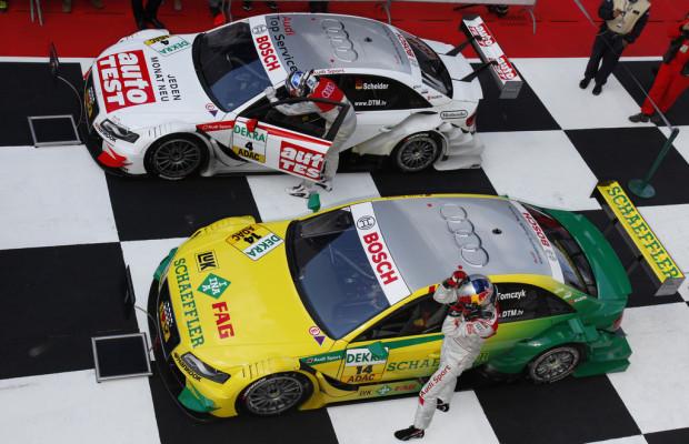 DTM: Audi übernimmt die Führung
