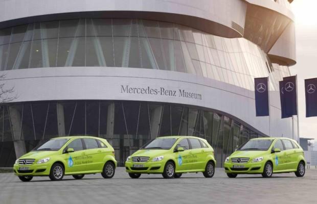 Daimler forciert Brennstoffzelle - Das Wasserstoffauto kommt schon 2014