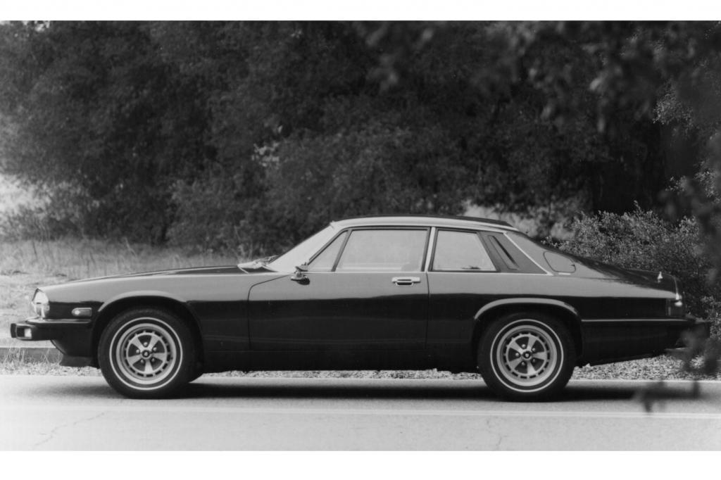 Das Jaguar XJS Coupé von 1975