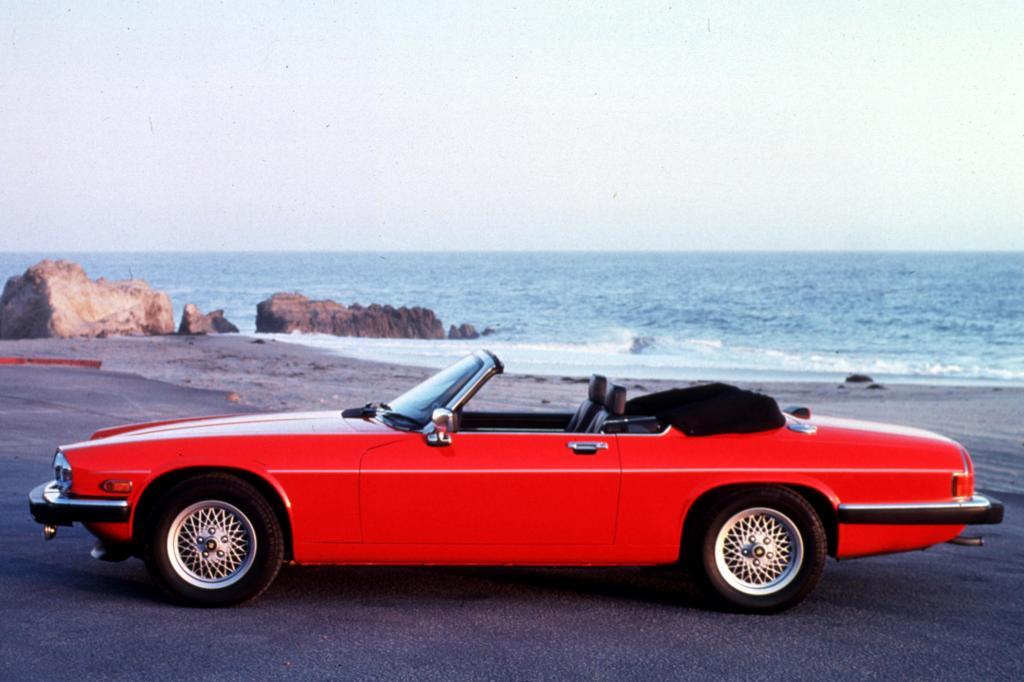 Das XJS Cabrio von 1989