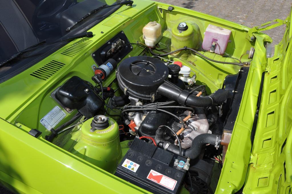 Der 1,1-Liter-Vierzylinder leistet 53 PS