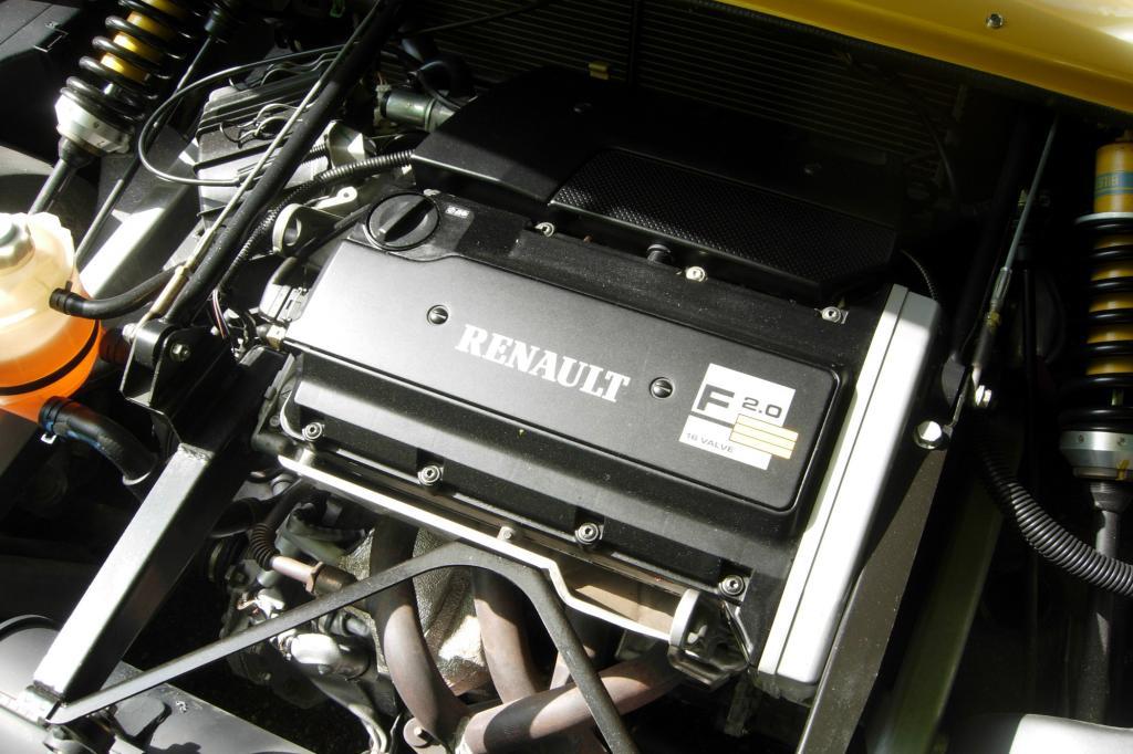 Der 2,0-Liter-Vierzylinder aus der Mégane-Familie leistet 108 kW/147 PS