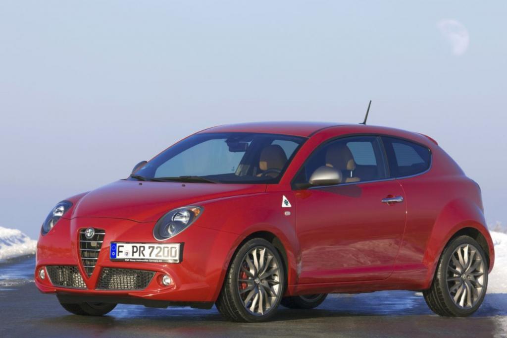 Der Alfa Mito QV tritt unter anderem gegen den Mini Cooper S an