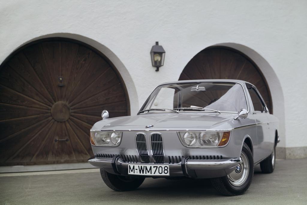 Der BMW 2000 CS von 1966