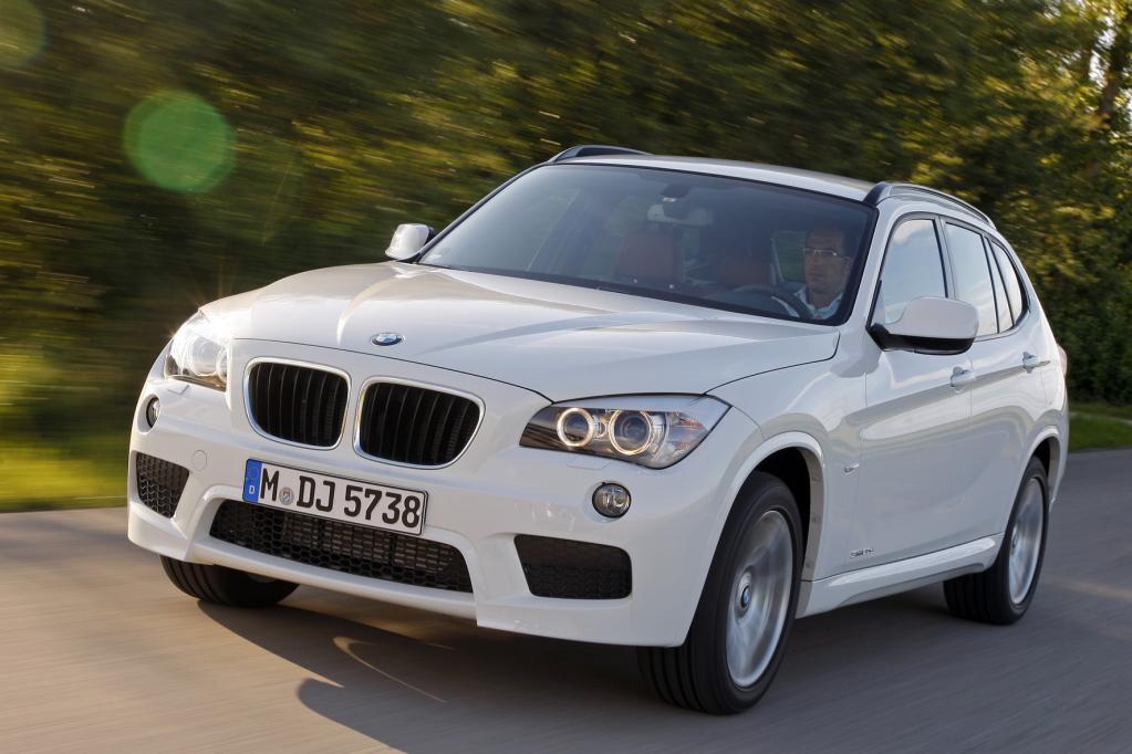 Der BMW X1 wird sparsamer.