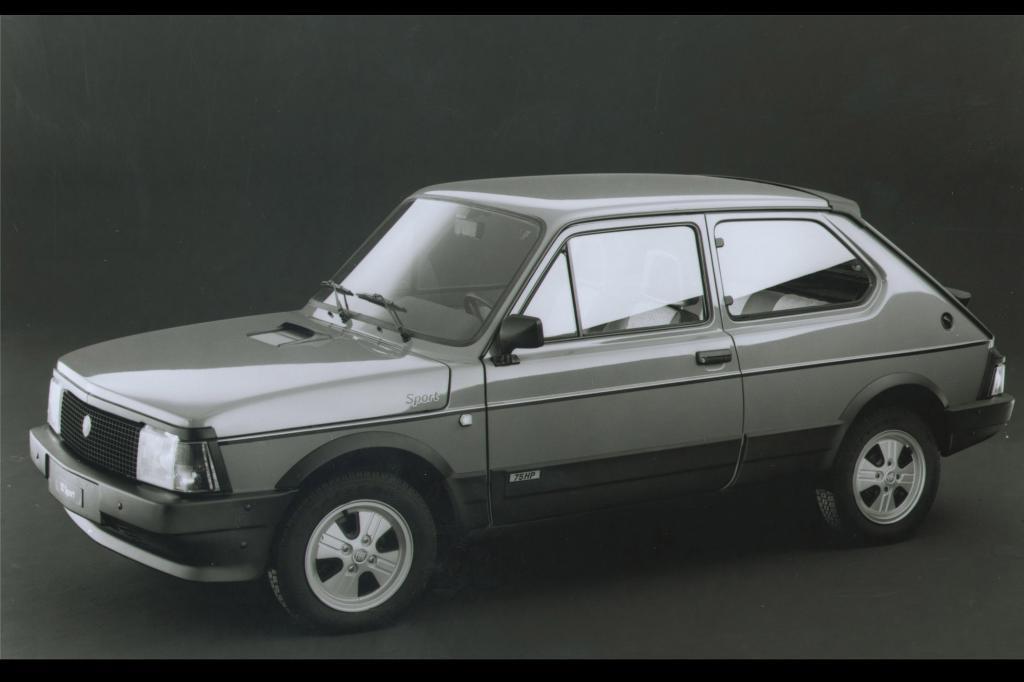 Der Fiat 127 Sport von 1981