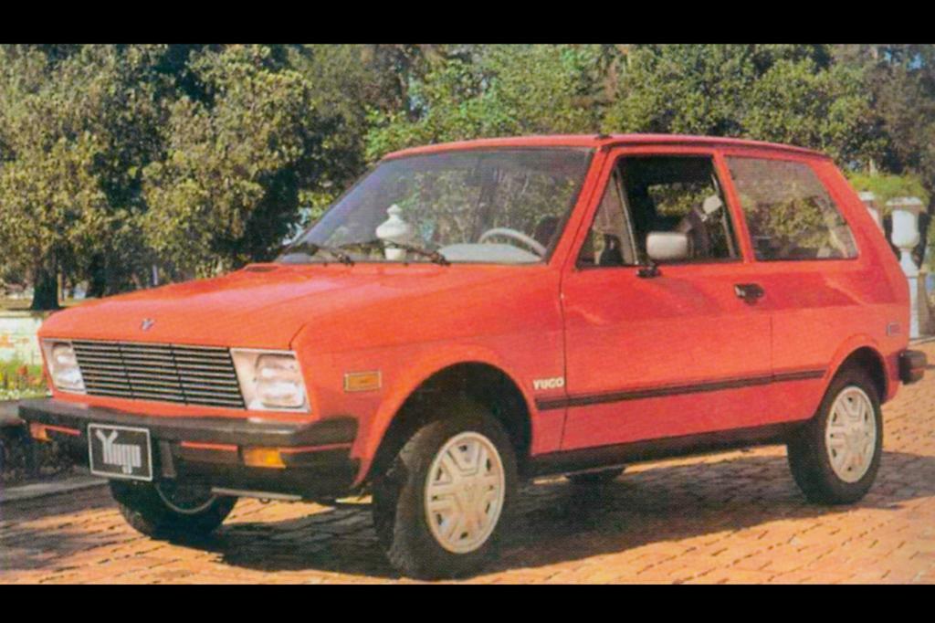 Der Fiat 127 aus jugoslawischer Produktion