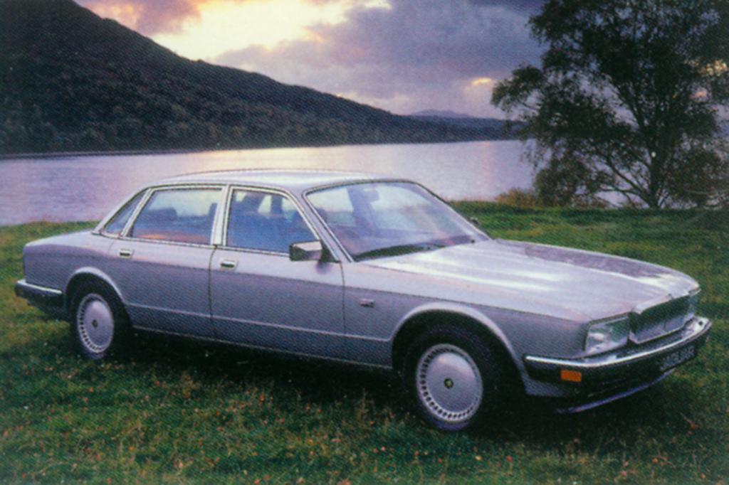 Der Jaguar XJ 40 von 1986