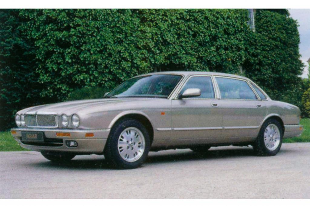 Der Jaguar XJ von 1994