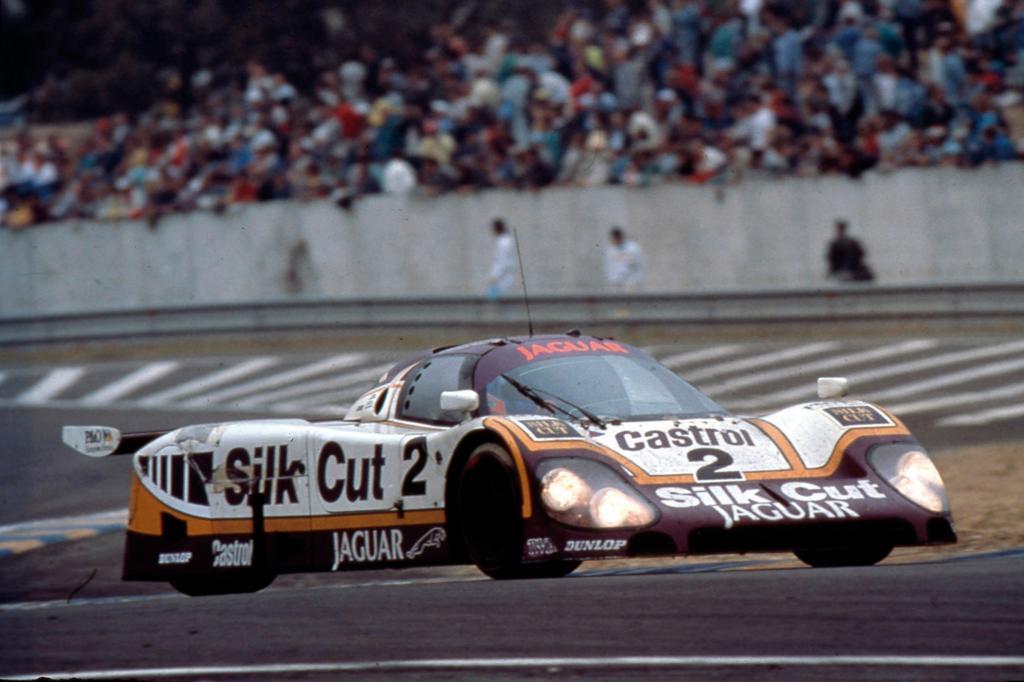 Der Jaguar XJR 1988