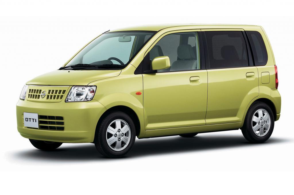 Der Nissan Otti ist in Japan ein Verkaufsschlager