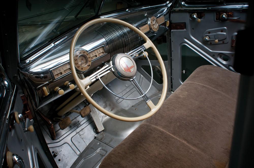 Der Pontiac wurde nie restauriert und hat einige kleine Schäden, Foto: RM Auctions