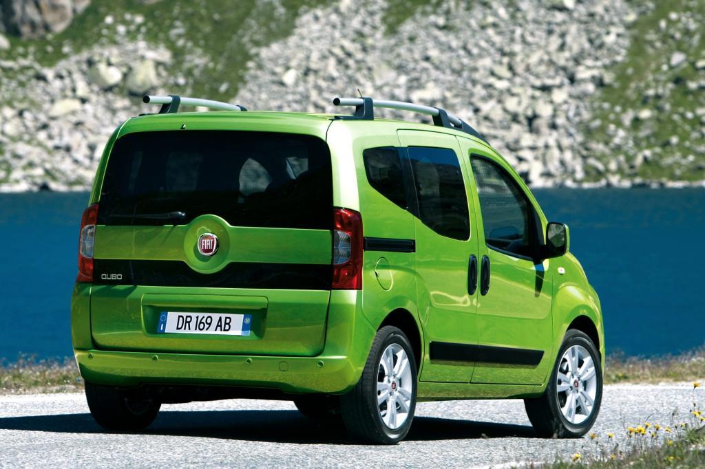 Der Qubo basiert auf einem Lieferwagen