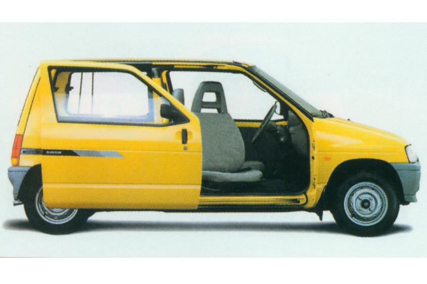 Der Suzuki Alto war ab 1981 König der Kei-Cars