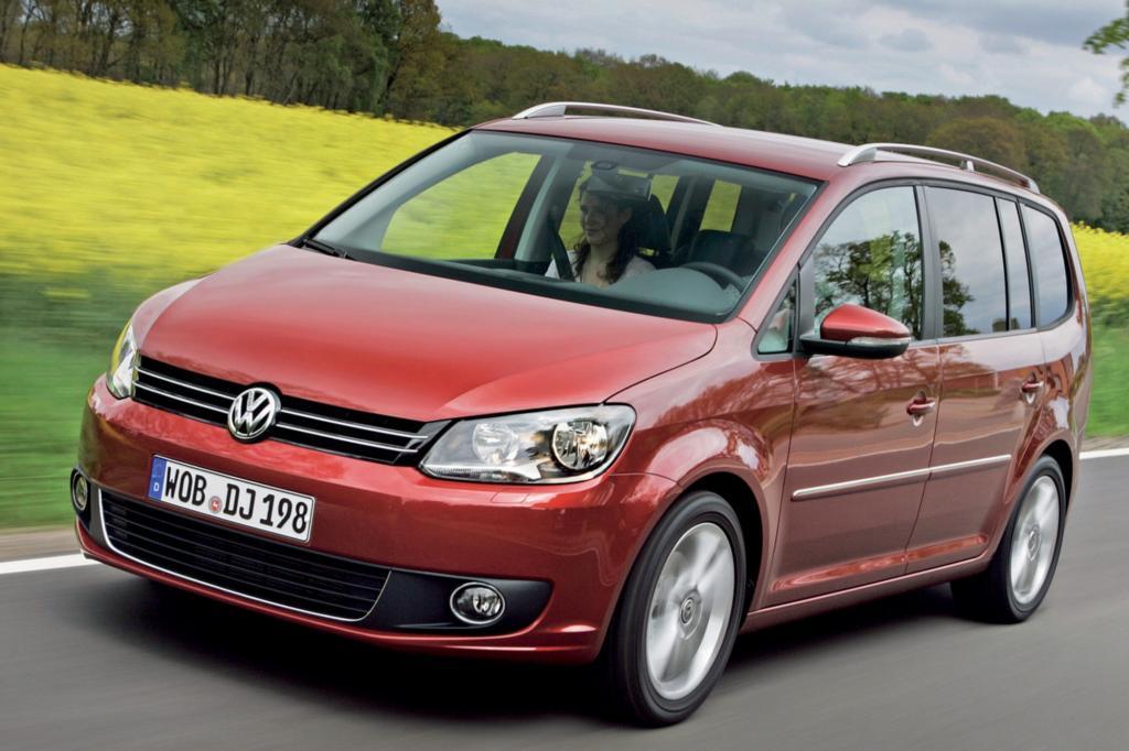 Der VW Touran ist in Sachen Preis absoluter Durchschnitt