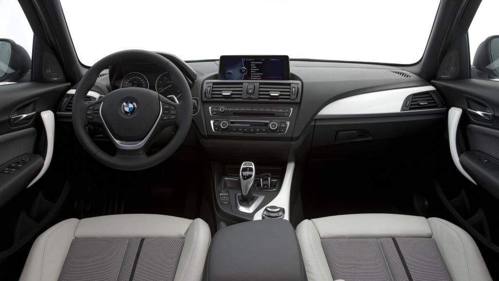 Der neue 1er BMW: größer, sportlicher und effizienter