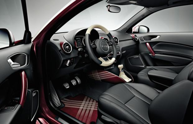 Designpaket für die Individualisierung des Audi A1