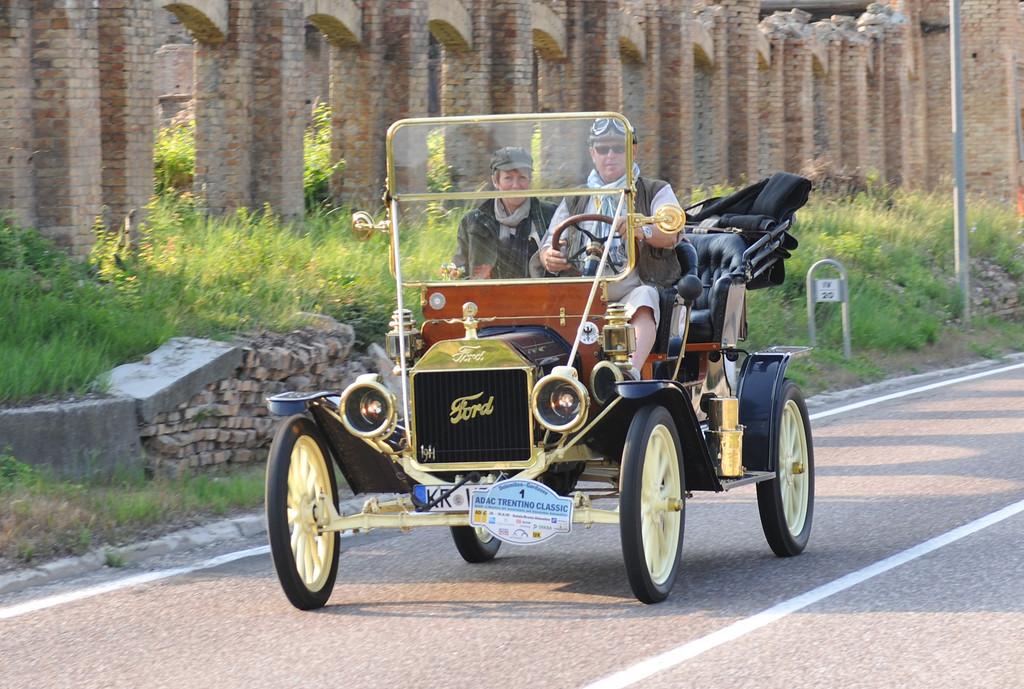 Deutschland Klassik 2011: Ford T-Modell von 1911.