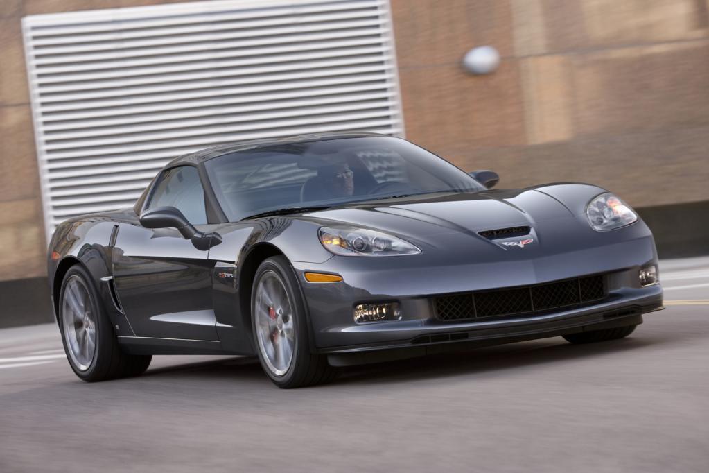 Die Corvette ist ein Sinnbild des amerikanischen Traums.
