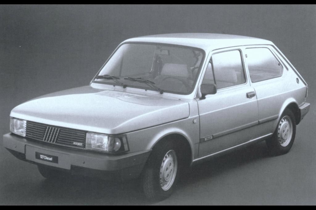 Die Diesel-Version von 1983