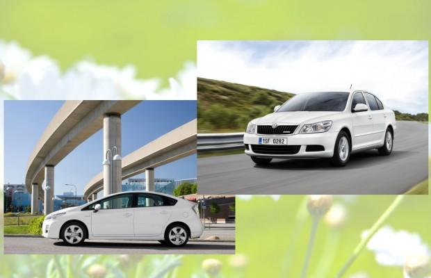 Die zehn verbrauchsgünstigsten Autos in Deutschland