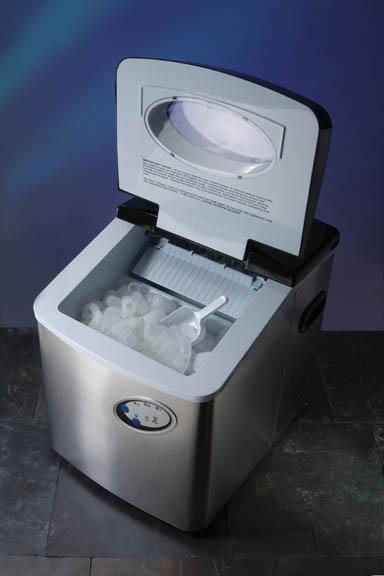 Dometic Eiswürfelbereiter.