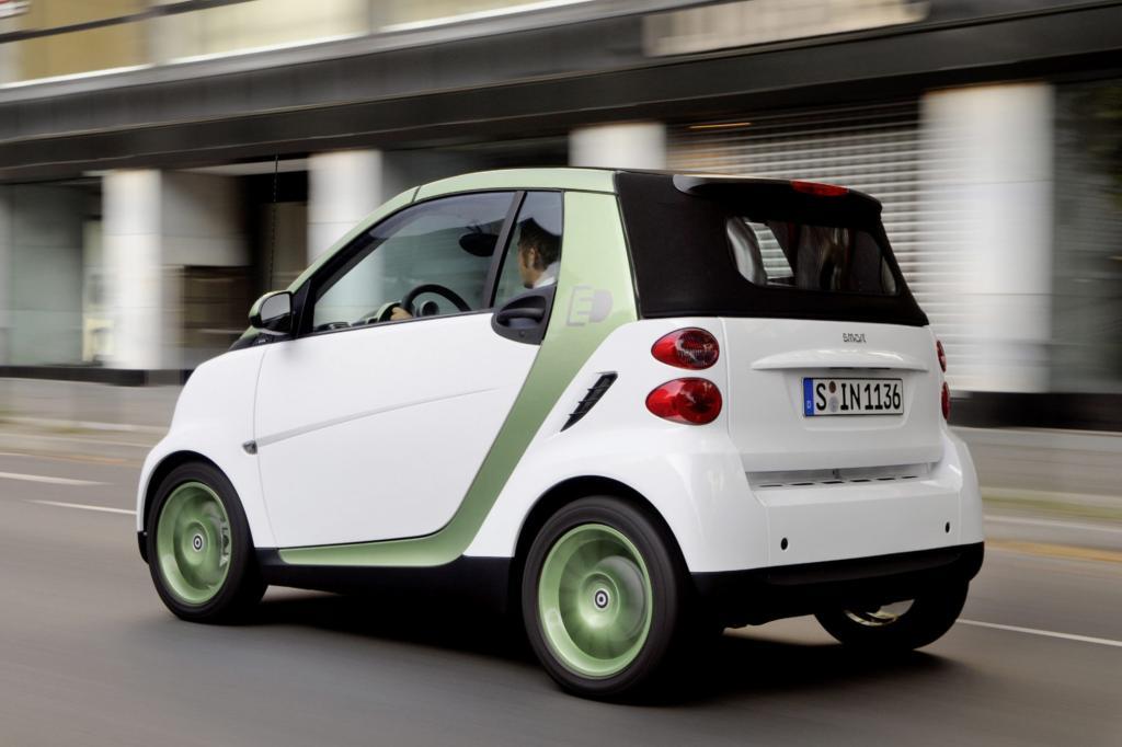 E-Autos sind leise, aber nicht viel leiser als Benziner
