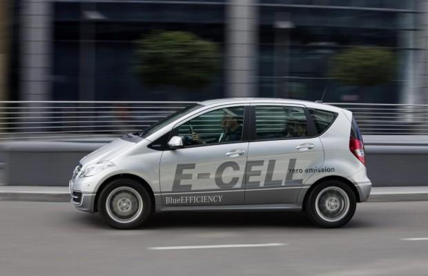 Elektrische A-Klasse schafft 207 Kilometer