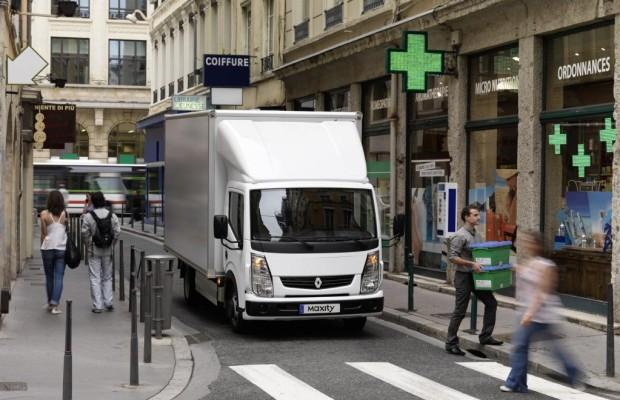 Elektroauto: Geräuschloser Packesel rollt durch Paris
