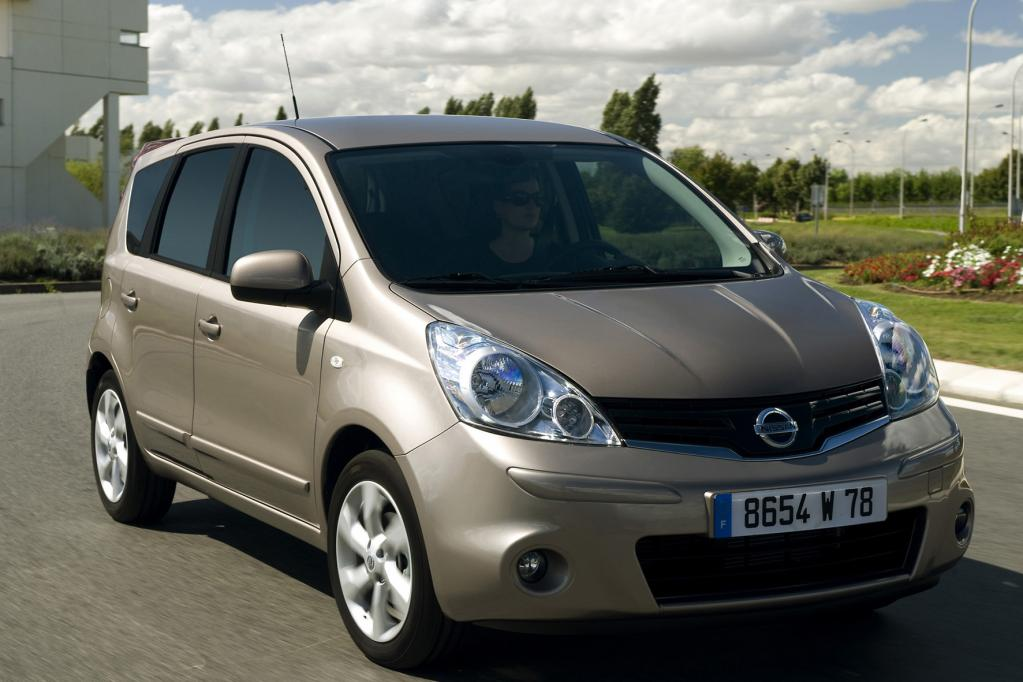 Erfahrungsbericht Nissan Note: Mehr als nur ein Stadtauto