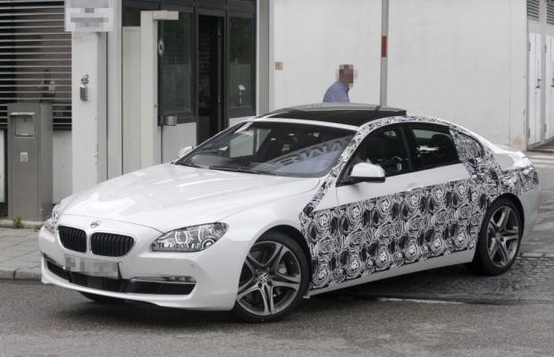 Erwischt – Erlkönig BMW 6 Gran Coupé