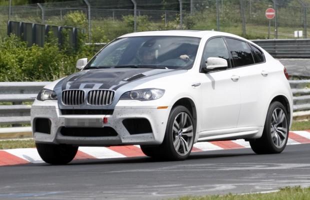Erwischt: Erlkönig BMW X6 M  - M wie ExtreM Sport