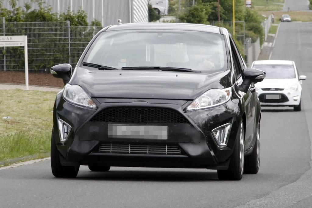 Erwischt: Erlkönig Ford Fiesta ST – Kölner Rennsemmel mit 177 PS