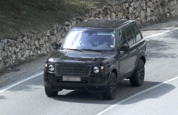 Erwischt: Land Rover Range Rover – Britischer Royal auf Diät