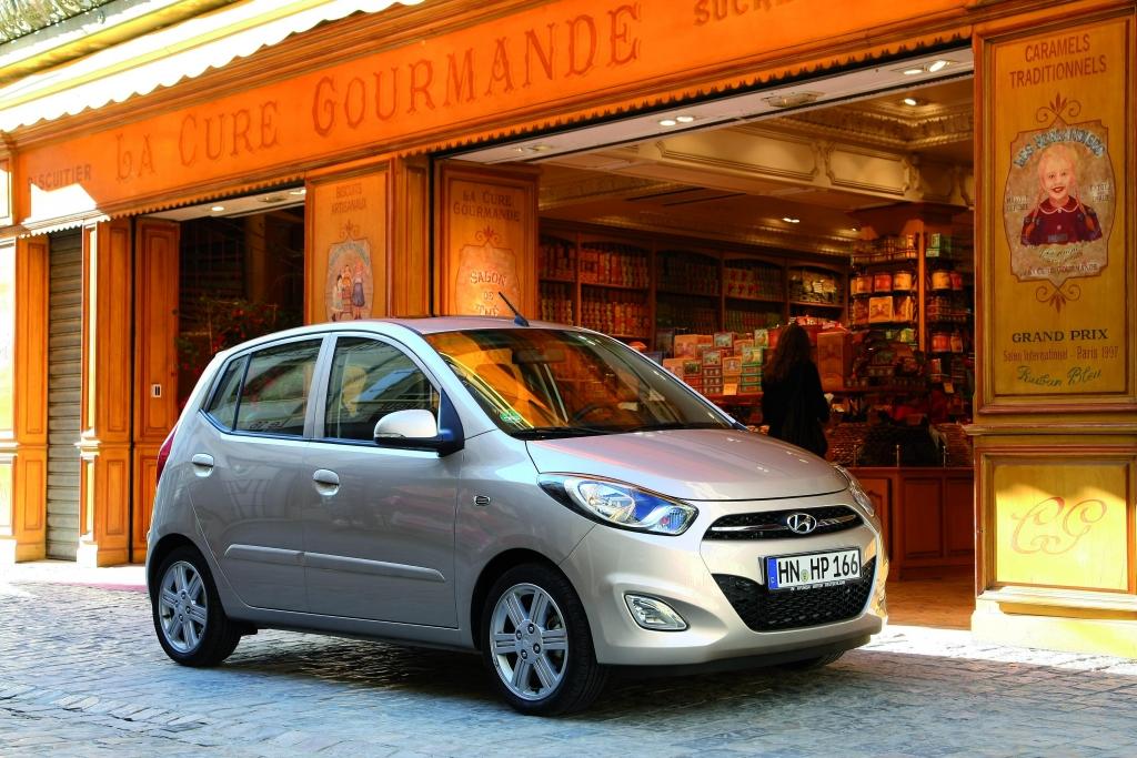 Fahrbericht Hyundai i10: Ausgewiesener Stadtfloh