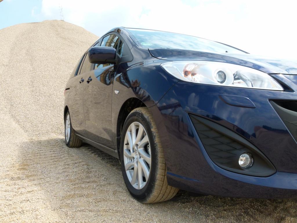 Fahrbericht Mazda5 2.0 MZR Activematic Center-Line: Kompakter Van mit Reibungspunkten
