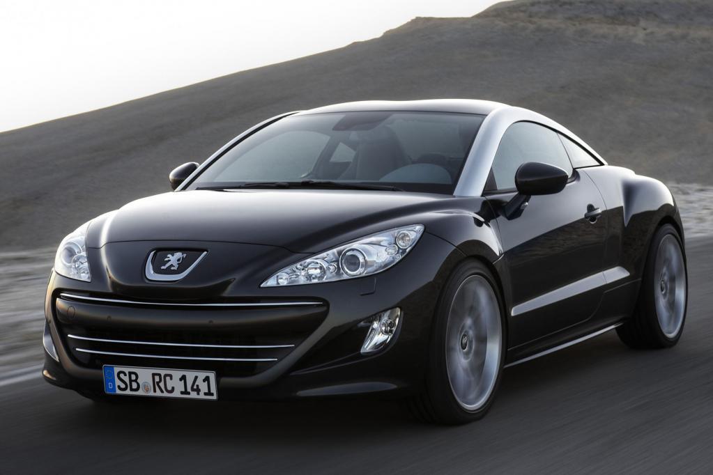 Fahrbericht Peugeot RCZ: Nimm mich mit
