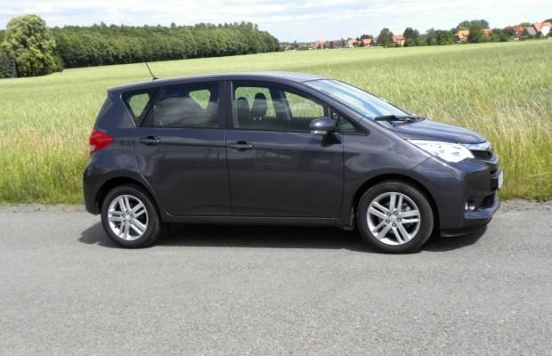 Fahrbericht Subaru Trezia 1.4 D: Leichtgewicht unter den Kompaktvans