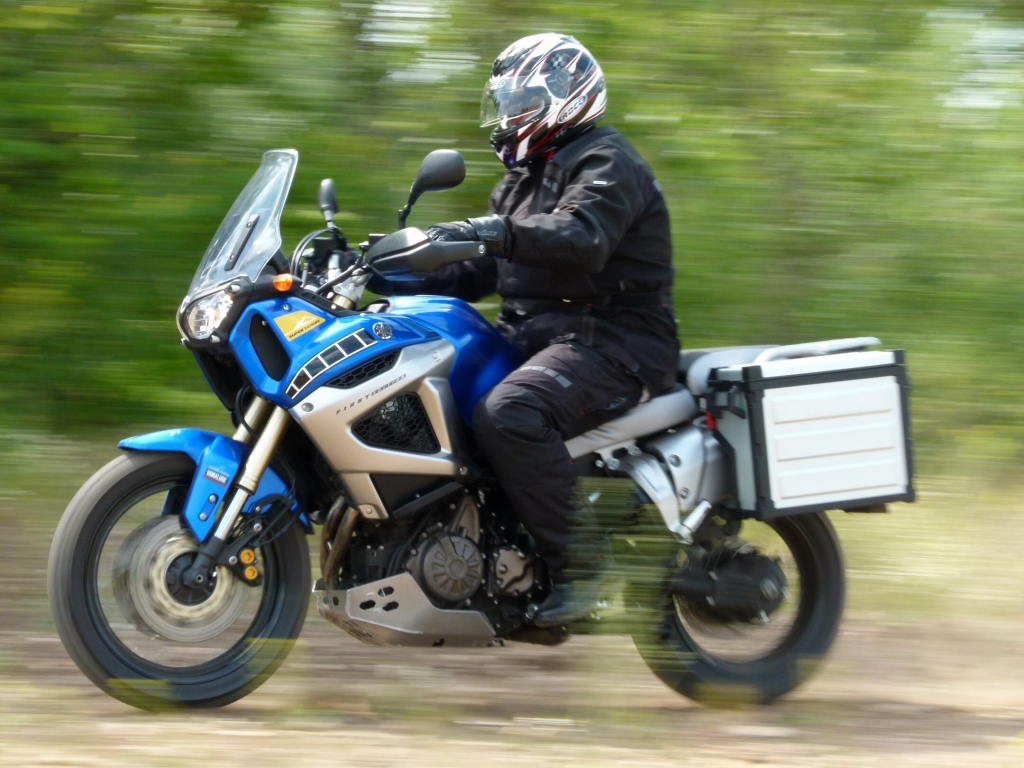 Fahrbericht Yamaha XT1200Z Super Ténéré ABS: Tausendsassa mit Charakter