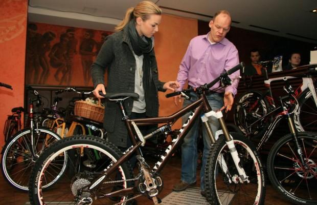 Fahrrad: Durchschnittswert steigt